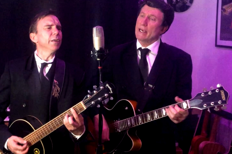 The Everly Brothers and Buddy Holly Tribute Show